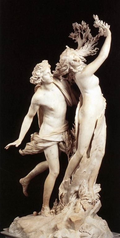 Gian Lorenzo Bernini, Apollo and Daphne