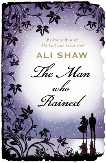The Man Who Rained - front cover